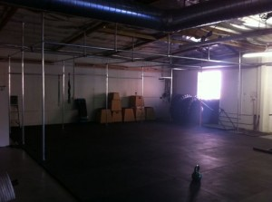 crossfit pasadena pull up bars