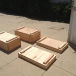 Jerk Boxes / Pulling Blocks