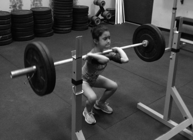 Kids Weightlifting Myths