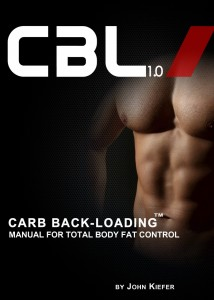 Carb Backloading Results