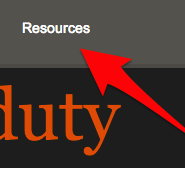 Resources Section Added