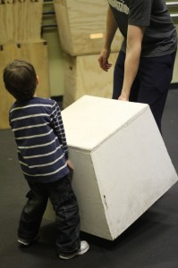 kids weightlifting