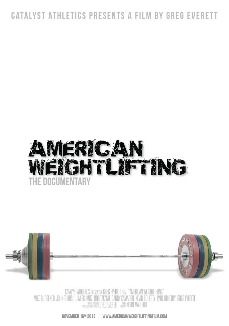 American Weightlifting Documentary