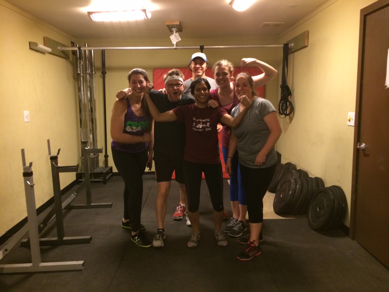 Strength Program Results – Session 5