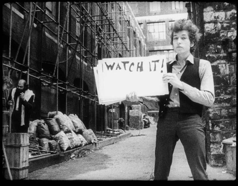 Bob Dylan is a Bad Ass