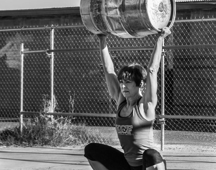 Heavey Duty's First CrossFit Games Athlete: Go Mom!