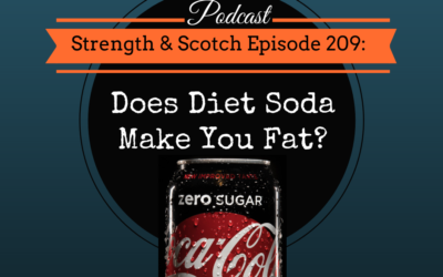 SS 209 – Does Diet Soda Make You Fat?
