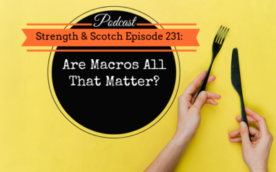 SS 231 – Are Macros All That Matter?