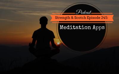 SS 245 – Meditation Apps
