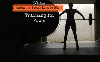 SS 252 – Training for Power